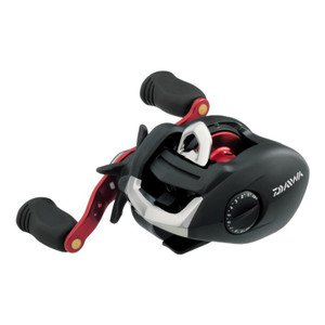 Reel Fishing, Saltwater Daiwa Baitcasting Spinning Fishing Reel, 7.3:1 12lb 150yds by Daiwa