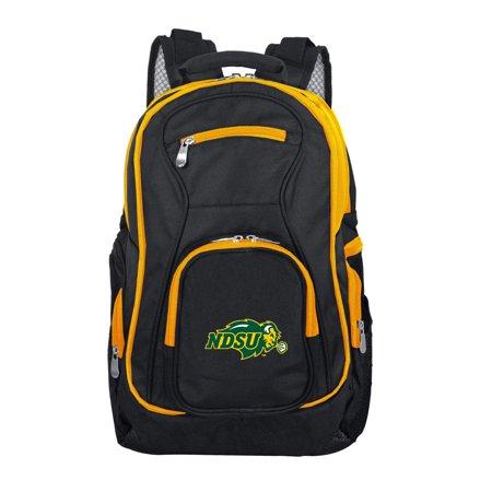 Trim Laptop Case (NCAA North Dakota State Bison Premium Laptop Backpack with Colored Trim)