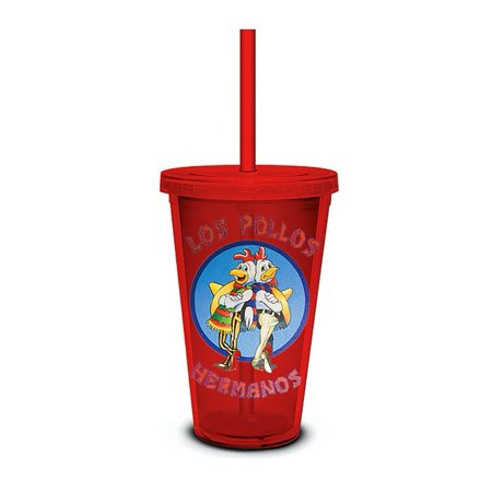 Breaking Bad Los Pollos Hermanos 18oz Carnival Cup](Carnival Drinks)