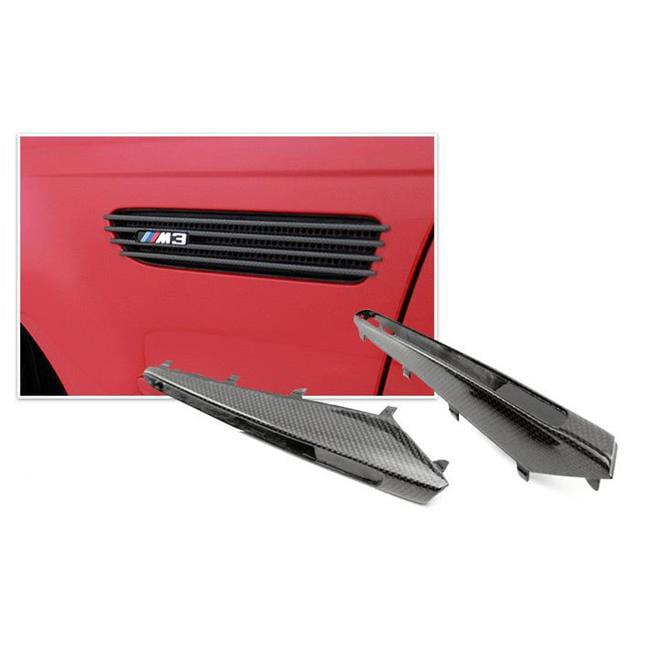 Bimmian CSM71MBYY Auto Carbon Carbon Fiber Side Grilles P...