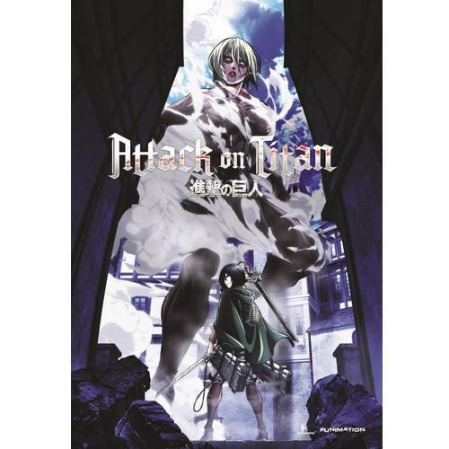 Attack On Titan  Part 2  Japanese   Blu Ray   Dvd