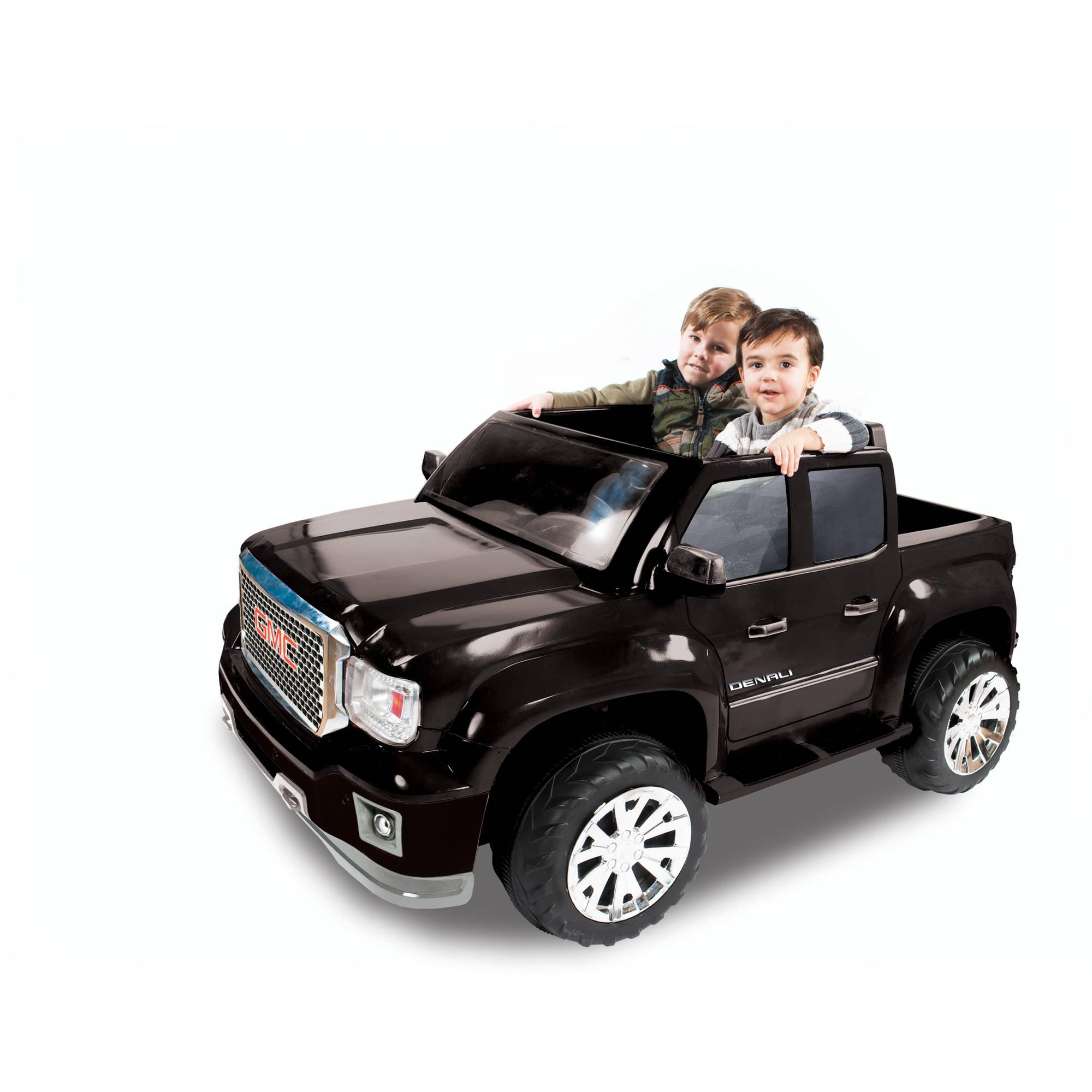 RollPlay 12V GMC Sierra Denali Ride-On