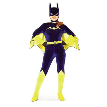 Women's Batman Dc Style Guide Gotham Girls Batgirl - Batman And Batgirl Couple Costume