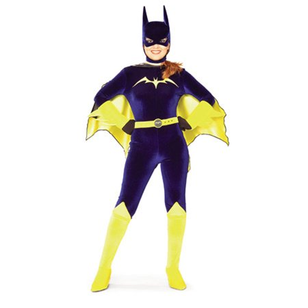 Women's Batman Dc Style Guide Gotham Girls - Batgirl Makeup Halloween