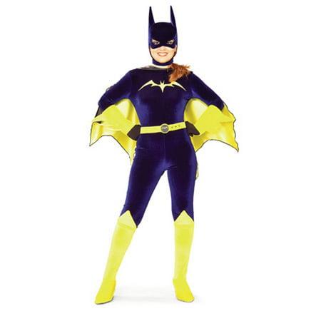 Gotham Batgirl Velvet Costume