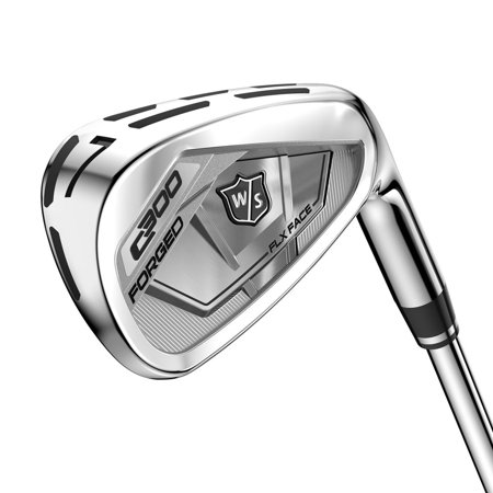 Wilson Staff C300 Forged Iron Set 4-PW+GW (Steel Tour 105 Stiff) NEW