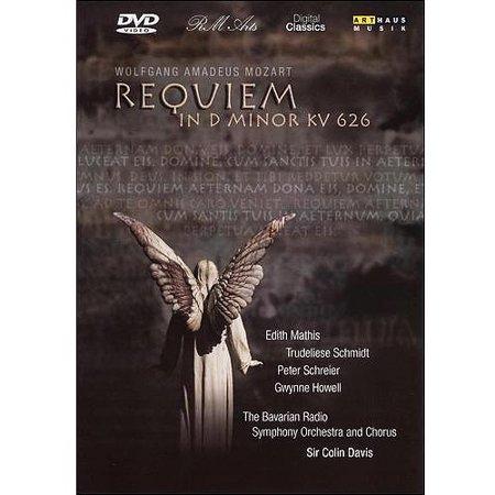 Bavarian Radio Symphony Orchestra And Chorus   Sir Colin Davis  Mozart   Requiem