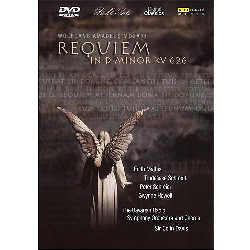 Bavarian Radio Symphony Orchestra And Chorus / Sir Colin Davis: Mozart - Requiem