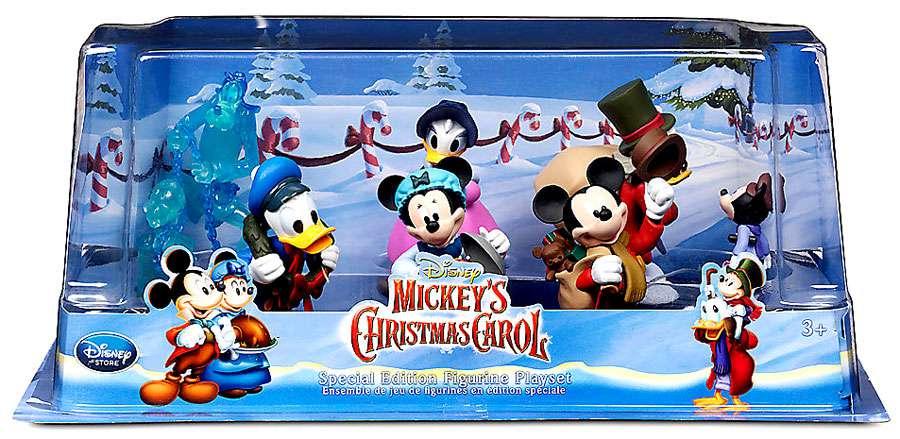 Disney Mickey Mouse Mickey's Christmas Carol