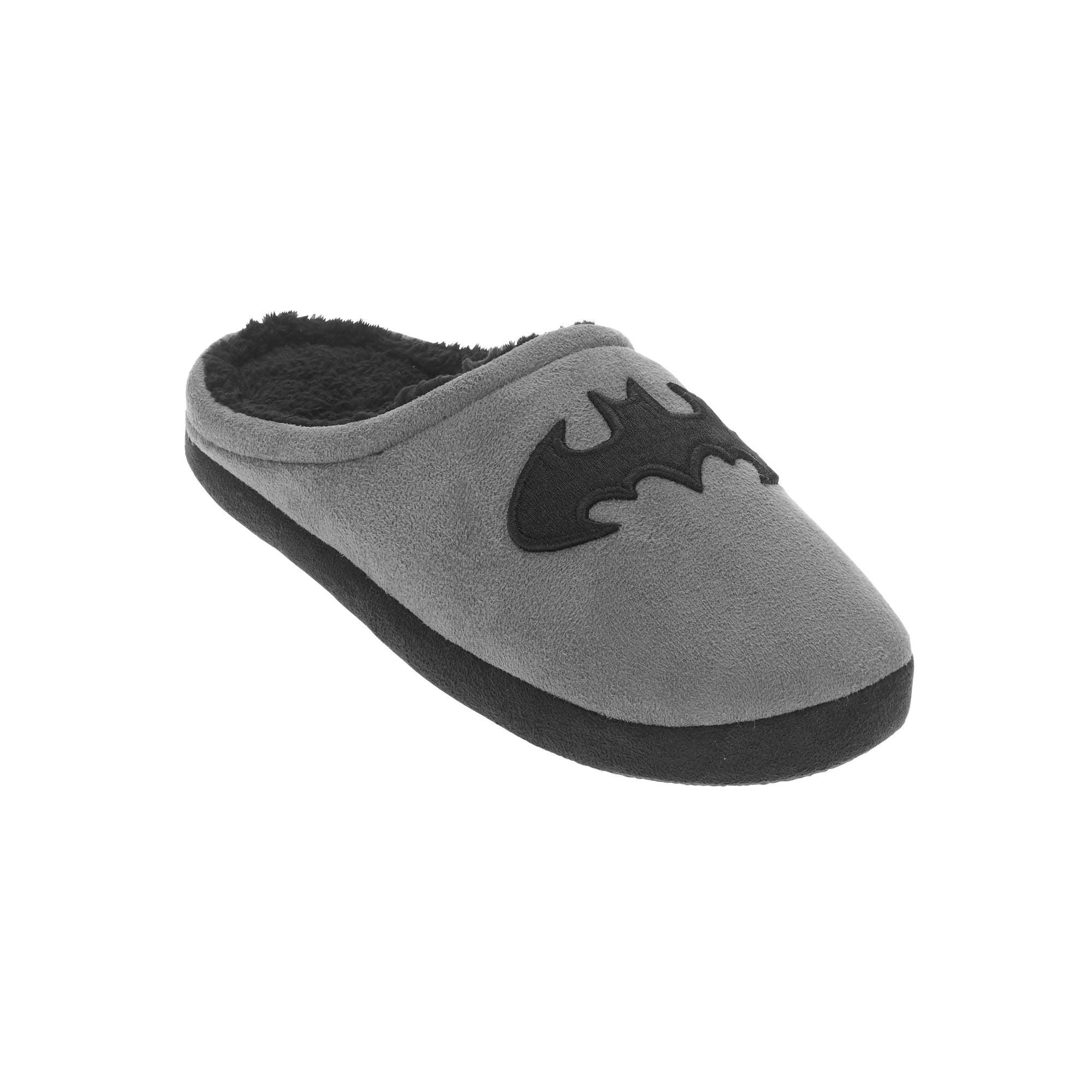 Men's Batman Slip-On Slipper by Generic