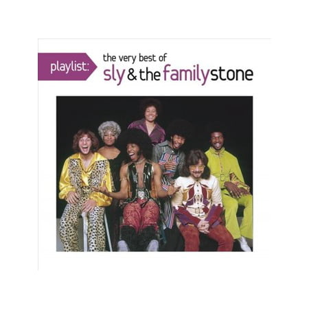 Playlist: The Very Best of Sly & the Family Stone (Best Of Savannah Ga)