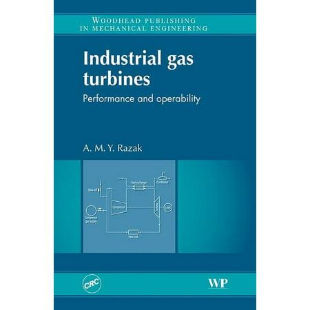 Industrial Gas Turbines - eBook (Industrial Gas Turbines)