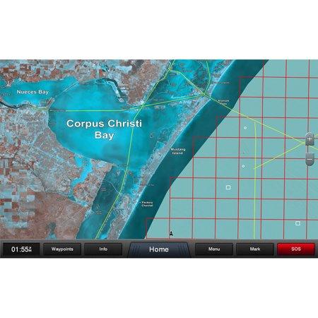 Garmin Standard Mapping® - Texas West Professional microSD™/SD™ Card ()