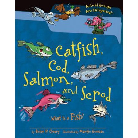 Catfish cod salmon and scrod what is a fish for Cod fish walmart