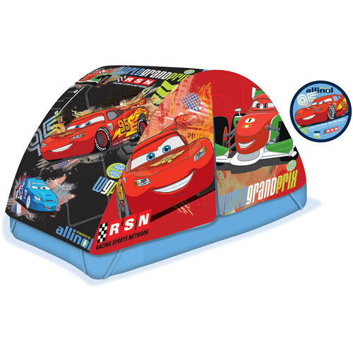 Disney-Pixar Cars Bedtent with Pushlight  sc 1 st  Walmart & Disney-Pixar Cars Bedtent with Pushlight - Walmart.com