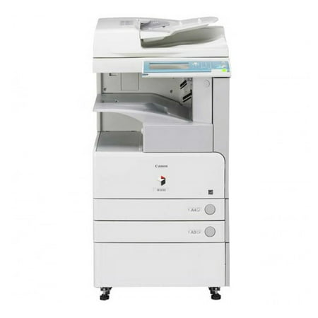 Refurbished Canon ImageRunner 3035 A3 Monochrome Laser Multifunction Printer - 35ppm, Print, Copy, Scan, Auto Duplex, Network, A3/A4/A5, 600 x 600 DPI, 2 Trays, Stand