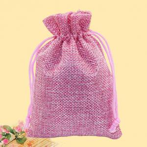 Fancyleo 2pcs Christmas Cotton Double Drawstring Bags Reusable Cloth Gift Candy Favor Bag Jewelry Pouches Wedding DIY Craft Soaps Herbs Tea Spice Bean Sachets - Diy Halloween Gift Bags