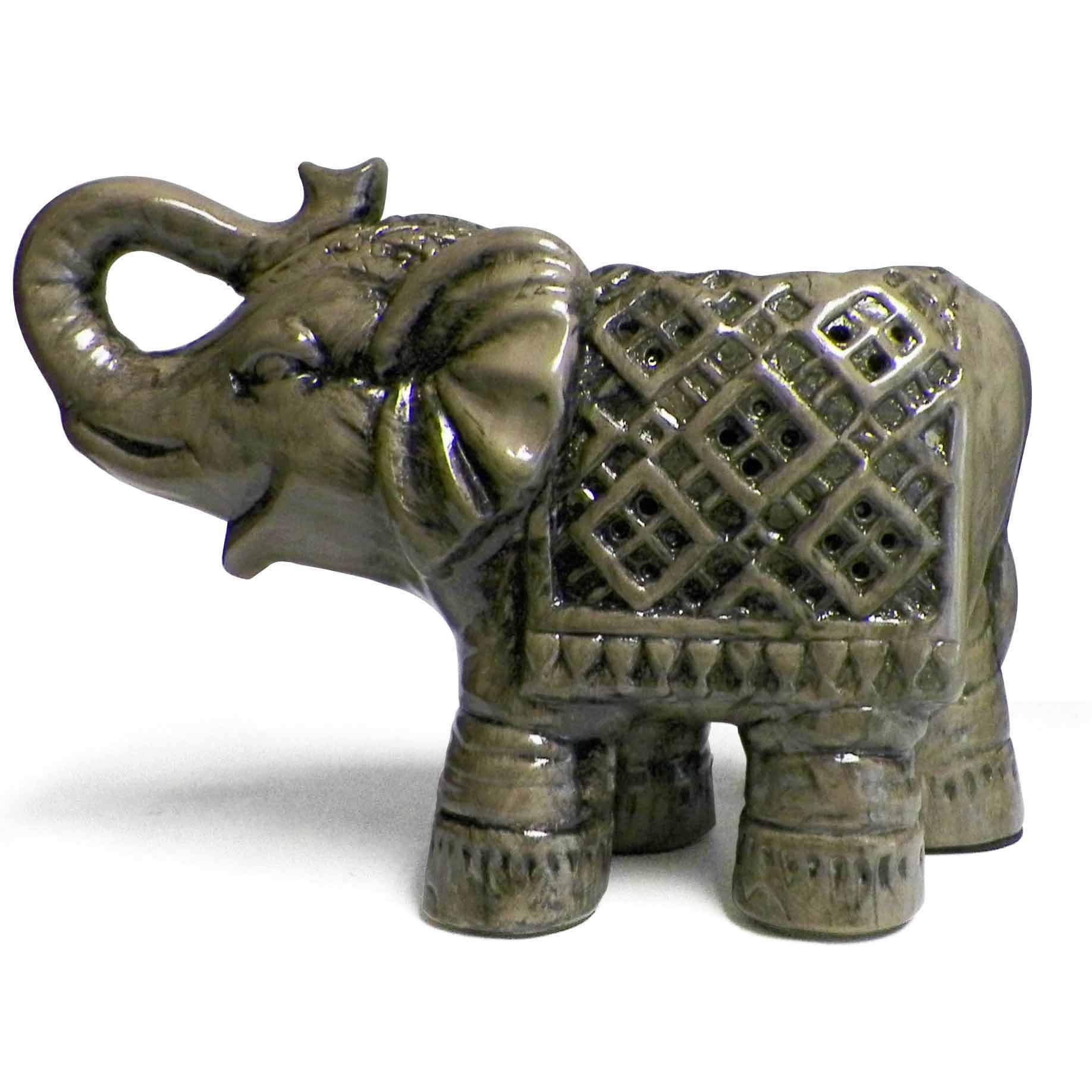 Better Homes & Gardens Elephant Ceramic Tealight Candle Holder by Wal-Mart Stores, Inc.