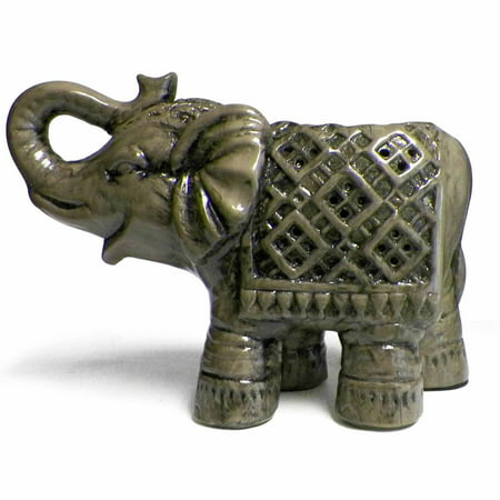 Better Homes & Gardens® Elephant Ceramic Tealight Candle - Elephant Candles