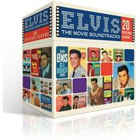 Elvis Presley The Movie Soundtracks: 20 Original Albums (CD)