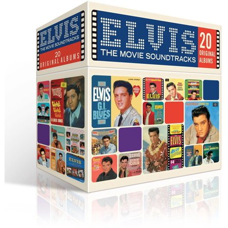 Elvis For Kids (Elvis Presley The Movie Soundtracks: 20 Original Albums)