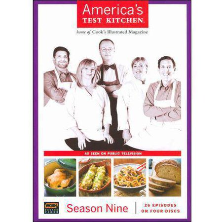 America's Test Kitchen: The Complete Ninth Season (Widescreen)