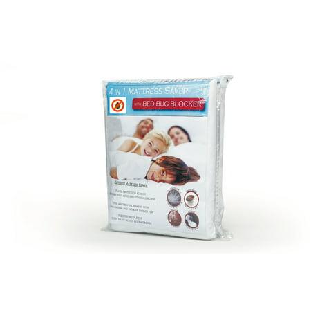 The Original Bed Bug Blocker Hypoallergenic Waterproof Fabric