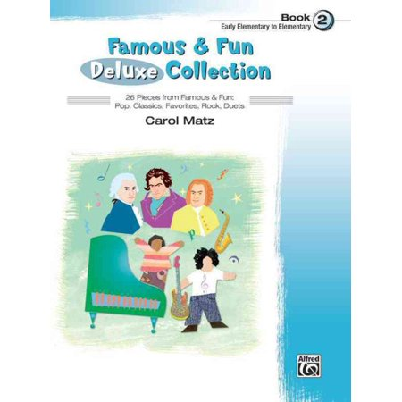 Famous   Fun Deluxe Collection  Book 2