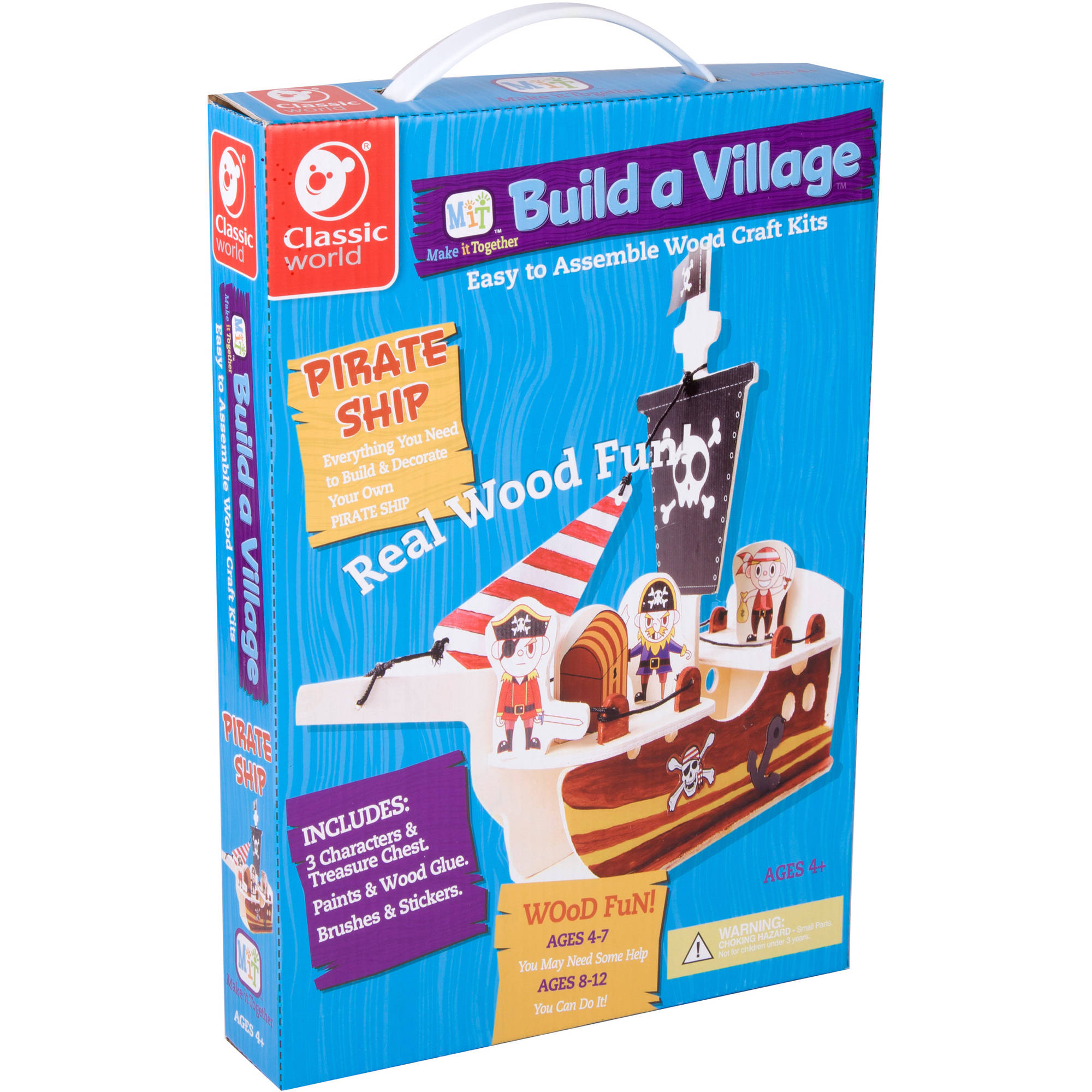 Build a Pirate Ship