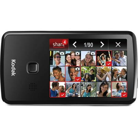 "Refurbished Kodak Zi10 PlayTouch  Video Camera  (3"" 128 MB HDD) Touchscreen Display 1080p"