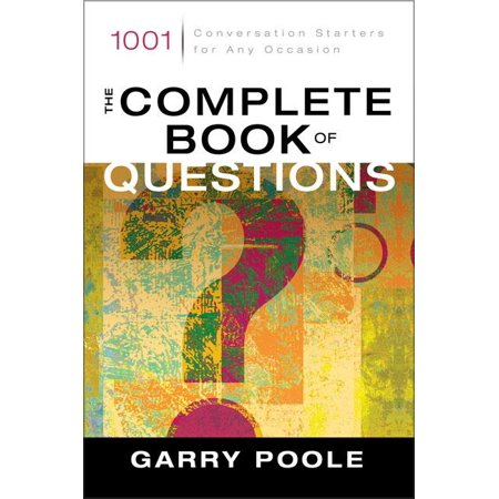 The Complete Book of Questions (Paperback)