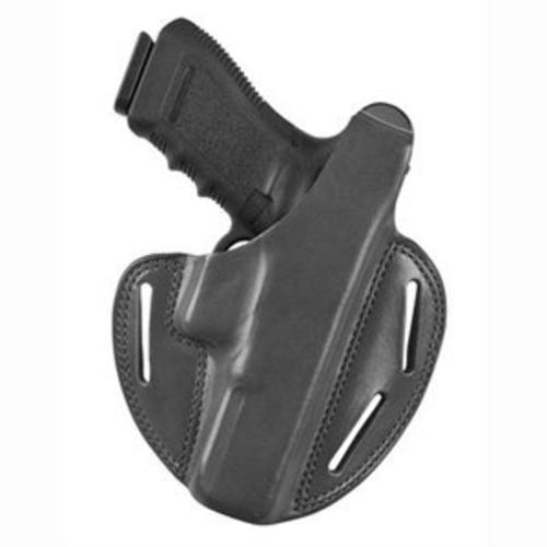 Bianchi 18672 Black Leather RH Shadow II For Glock 20 21 Gun Holster by Bianchi