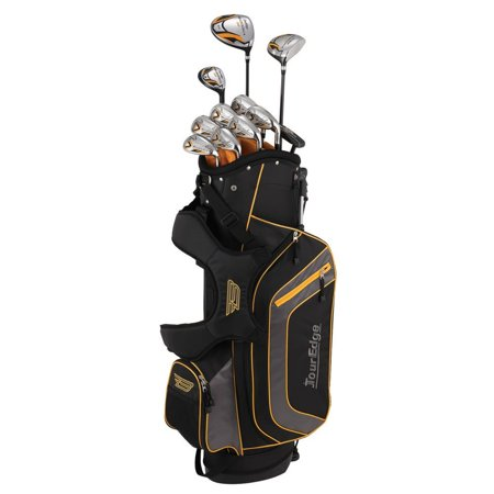 Golf- Bazooka 260 Complete Set With Bag Graphite/Steel (Tour Edge Golf Club Set)