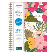 Blue Sky Medium Weekly and Monthy Planner Notes Wire Binding