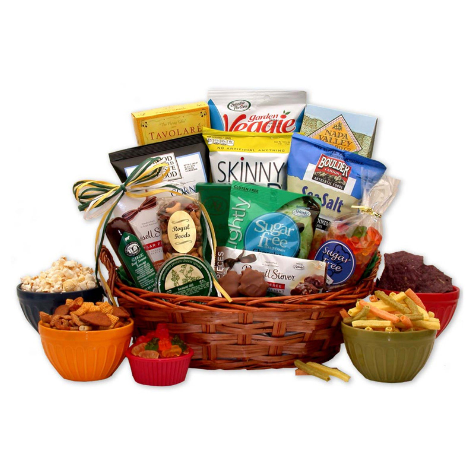 Gift Basket Drop Shipping Sugar Free Diabetic Gift Basket