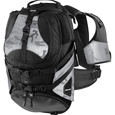 - Icon Squad 2 Backpack Black