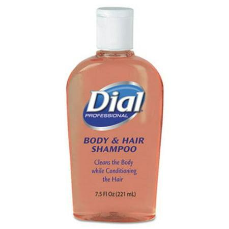 dial body hair shampoo peach scent flip cap. Black Bedroom Furniture Sets. Home Design Ideas