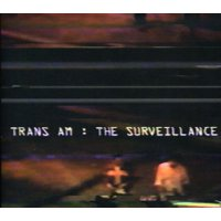 Trans Am - Surveillance [CD]