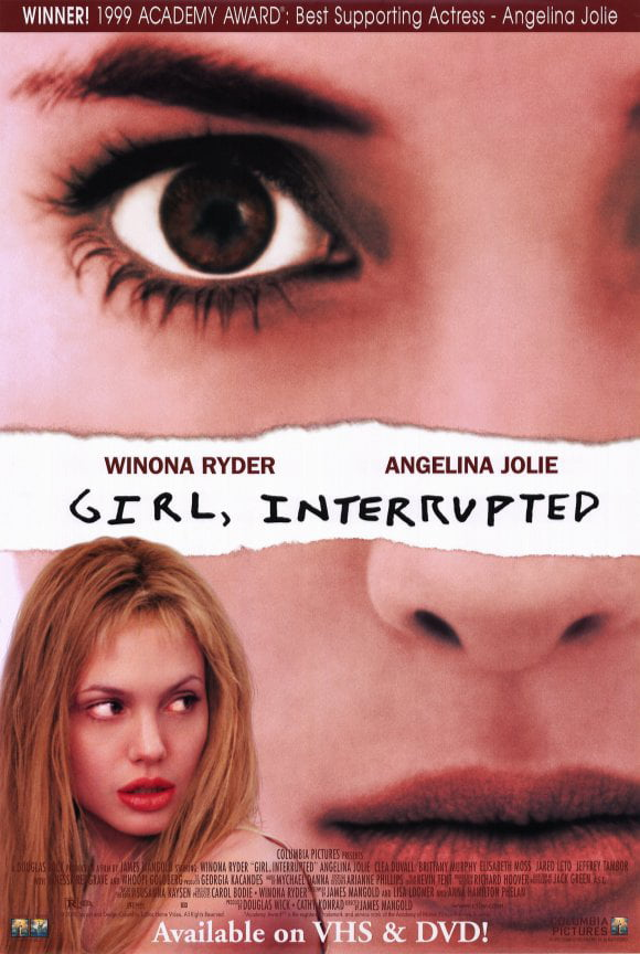 Girl, Interrupted (1999) 11x17 Movie Poster by Pop Culture Graphics