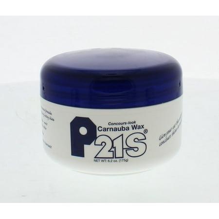 P21S Concours Carnauba Wax 6.2 ounce