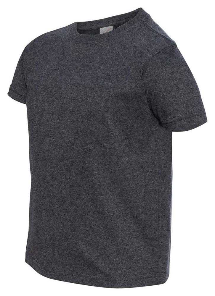 Rabbit Skins 3305 Toddler Classic T-Shirt - Blended White - 2T