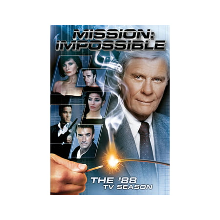 Mission: Impossible - The '88 TV Season (DVD)