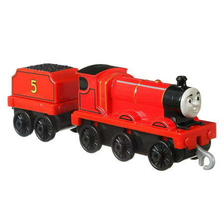Thomas & Friends TrackMaster Push Along James - James The Train