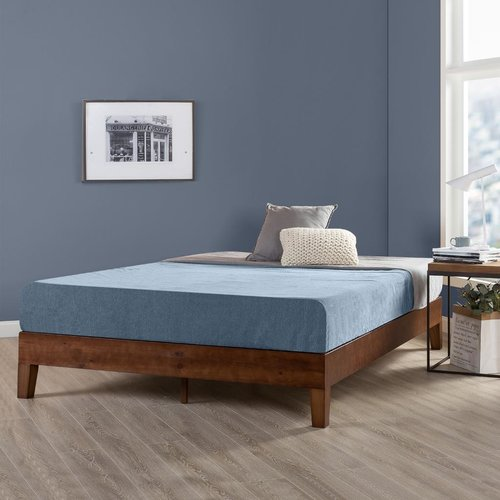 Red Barrel Studio Harney Platform Bed Frame