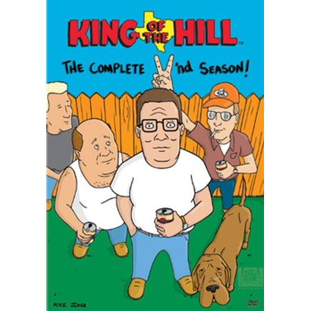King Of The Hill: The Complete Second Season (DVD)](King Of The Hill Halloween)