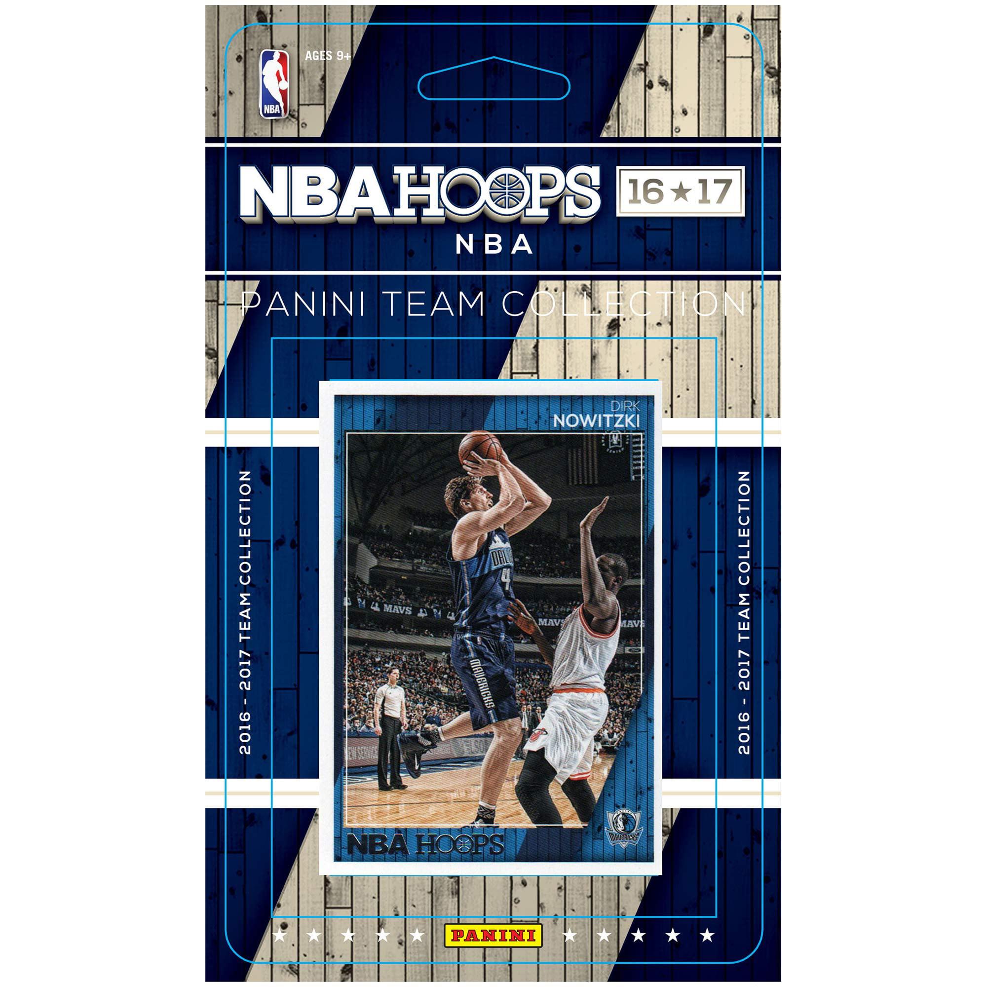 Dallas Mavericks 2016-17 Team Card Set - No Size