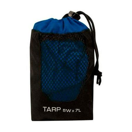 Outdoor Products Backpacker's Tarp, Blue (Outdoor Storage Tarp)