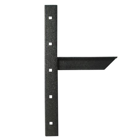 amec12 b extended concealed shelf support bracket 12 in. Black Bedroom Furniture Sets. Home Design Ideas