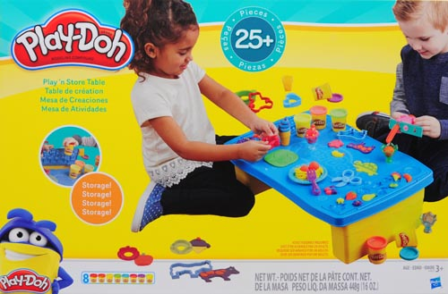 Play Doh Play U0027N Store Table With 25+ Pieces