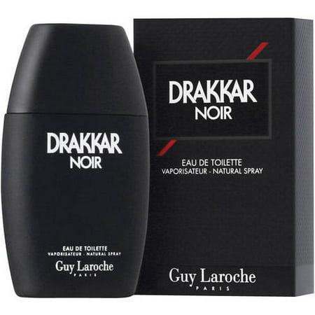 Drakkar Noir Eau de Toilette Spray, 1 Oz